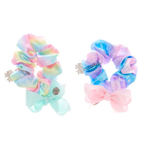 JoJo Siwa Hair Scrunchies - 2 Pack,