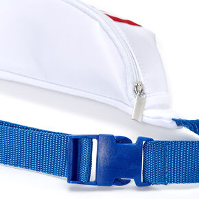 USA Fanny Pack - White,