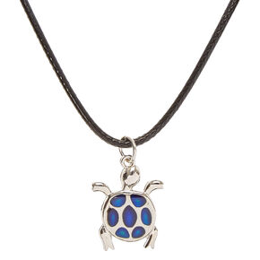 pyrrha silver dove talisman necklace web turtle fidelity products