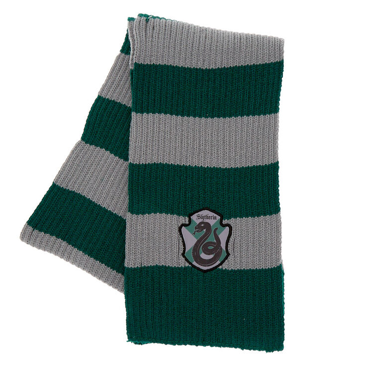 d370be5d1 Harry Potter™ Slytherin House Scarf - Green, Zoom In