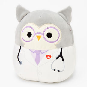 Squishmallows™ 8'' Hero Owl Plush Toy,