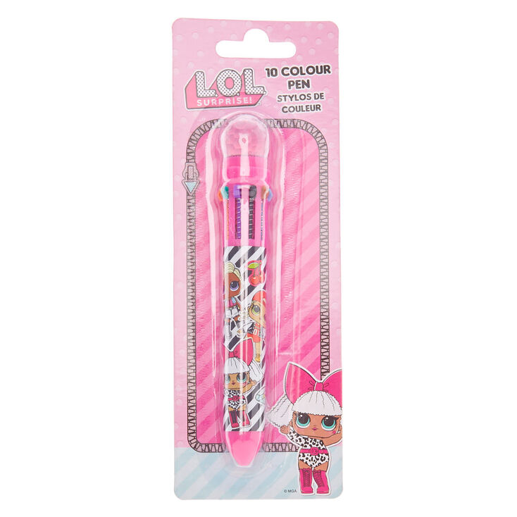 L.O.L. Surprise!™  10 colour pen - Pink,