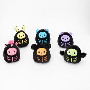 "Squishmallows™ 5"" Skeleton Squad Plush Toy - Styles May Vary,"