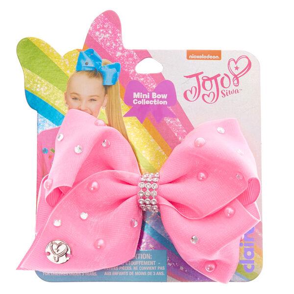 Claire's - jojo siwa™ gia mini hair bow - 1