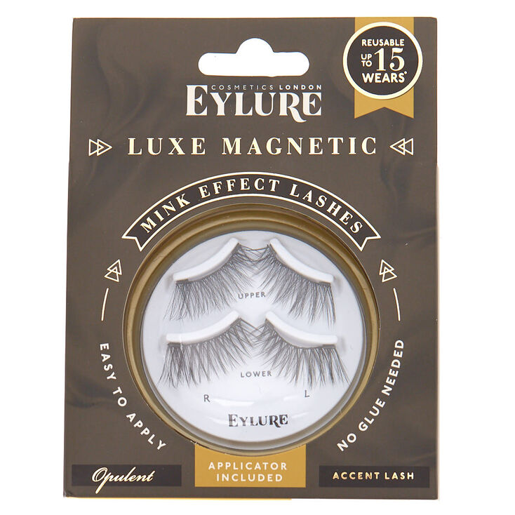 Eylure Luxe Magnetic Mink Accent Lashes - Opulent