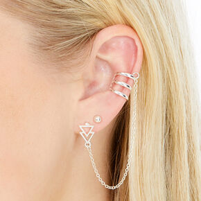 Beautifully Bold Ear Stack,