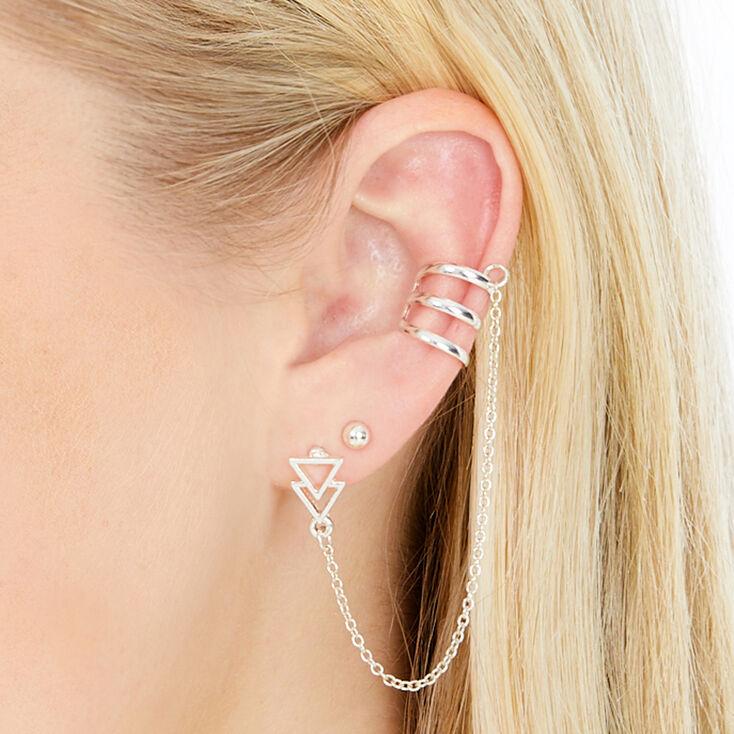 Beautifully Bold Ear Stack,