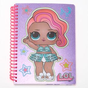 L.O.L Surprise!™ Pearl Spring Notebook – Purple,