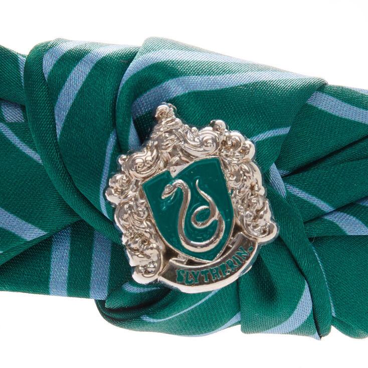 Harry Potter™ Slytherin Knotted Headband - Green,
