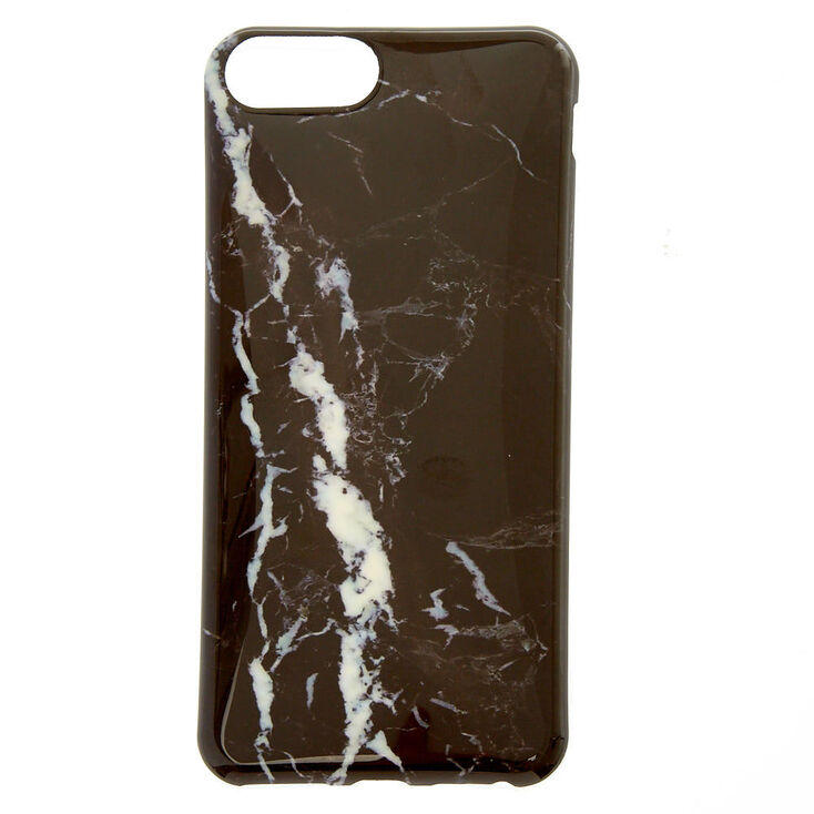 Black Marble Phone Case - Fits iPhone 6/7/8/SE,