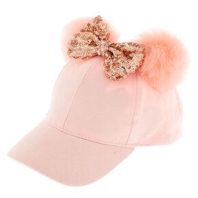 13544b89802ca6 Disney® Minnie Mouse Baseball Cap - Pink