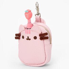 Pusheen® Desserts Mini Backpack Keychain Set - Pink,