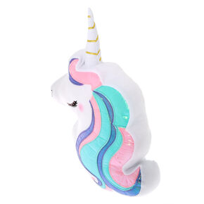 Miss Glitter the Unicorn Pillow,