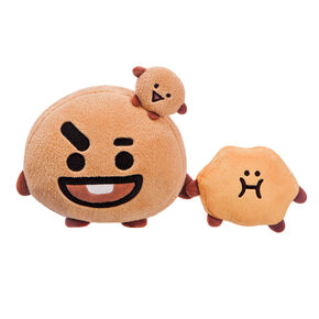 BT21© Shooky Medium Plush Doll – Brown,