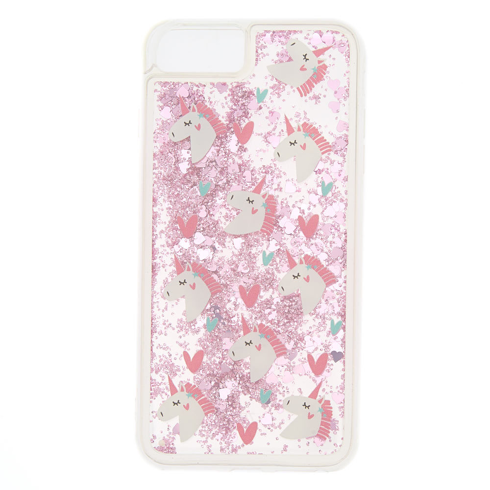 Unicorn Glitter Phone Case