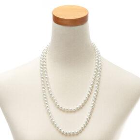 Faux Pearl Jewellery Set,