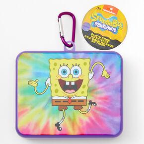 Nickelodeon™ SpongeBob SquarePants™ Face Mask Case - Tie Dye,