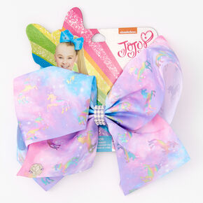 JoJo  Siwa™ Rainbow Unicorn Hair Bow,
