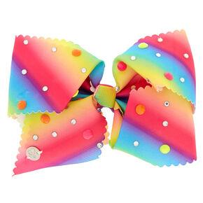 JoJo Siwa™ Rainbow Candy Large Signature Hair Bow,