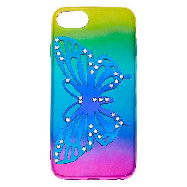 Claire's - butterfly phone case - 1