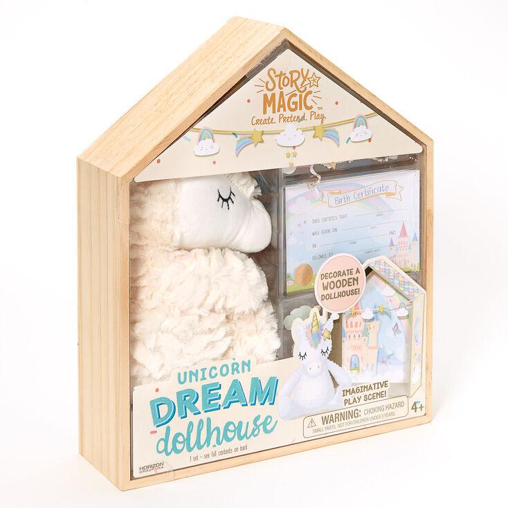 Story Magic™ Unicorn Dream Dollhouse Playset,