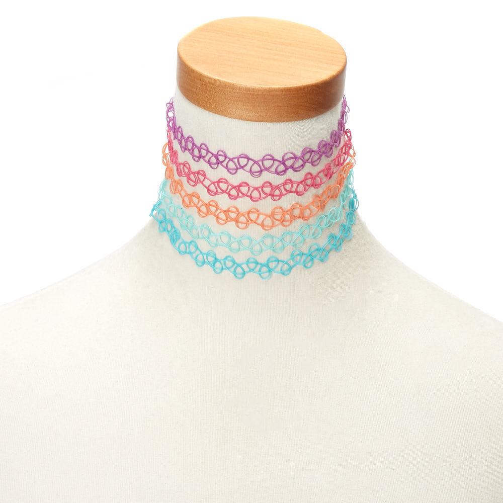 collier ras de cou claire's