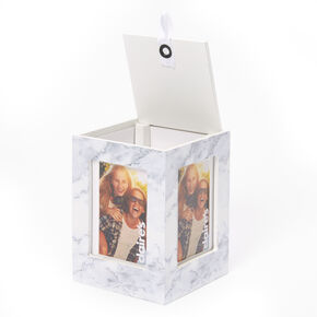 Marble Instax Photo Cube,