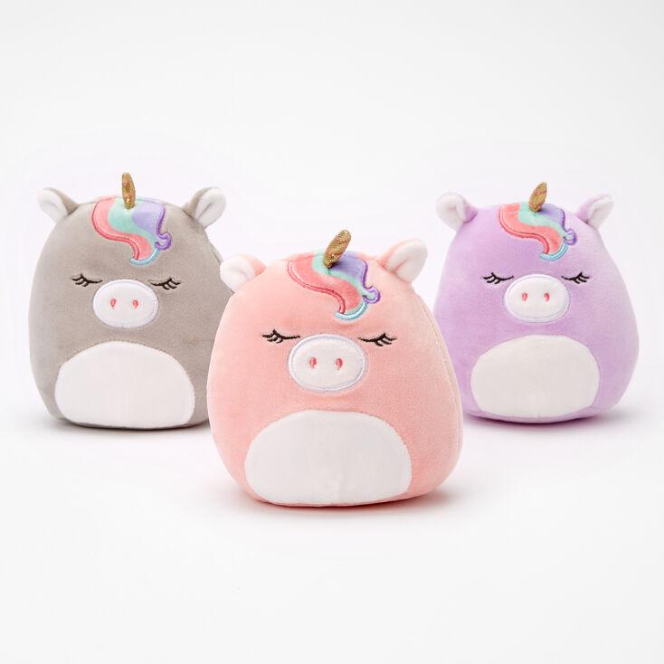 "Squishmallows™ 5"" Unicorn Plush Toy - Styles May Vary,"