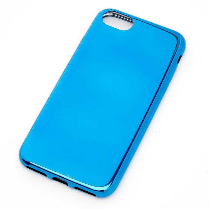 Blue Chrome Phone Case - Fits iPhone® 6/7/8/SE,