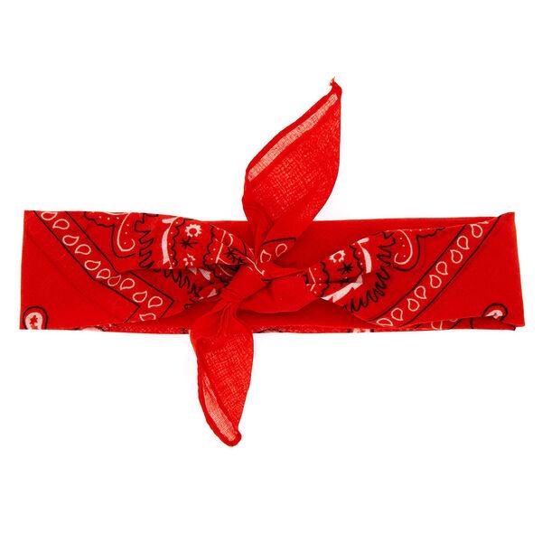 Claire's - bandana print headwrap - 2