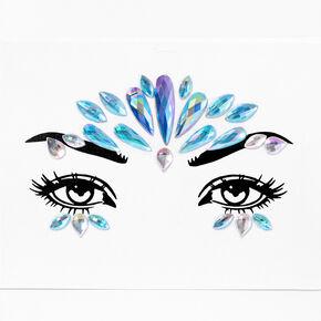 Forehead Gems - Blue,