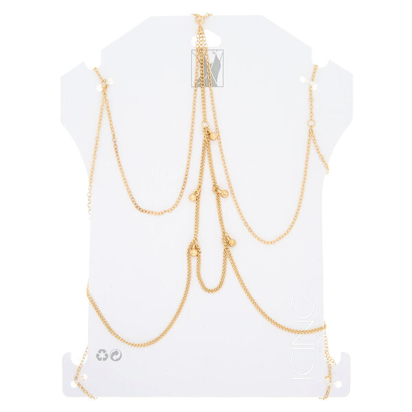 Claire's - beaded body chain - 2