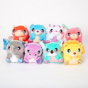 Squeezamals™ Plumps Plush Toy - Styles May Vary,