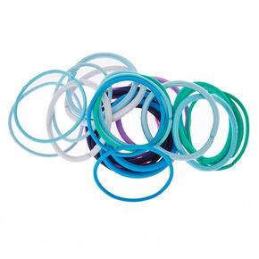 Under The Sea Hair Ties - 30 Pack,
