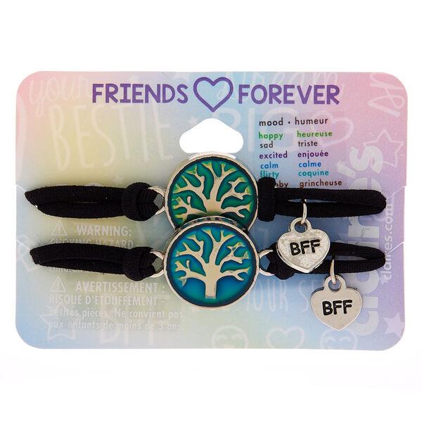 Claire's - mood tree of life stretch friendship bracelets - 1