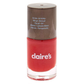 Gel-Like Nail Polish - Rouge Red,