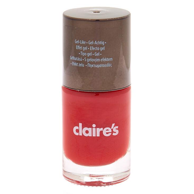 Gel-Like Nail Polish - Rouge Red,