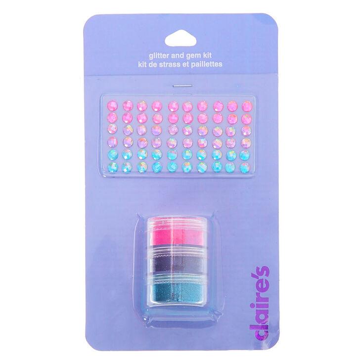 Glitter and Gems Kit,