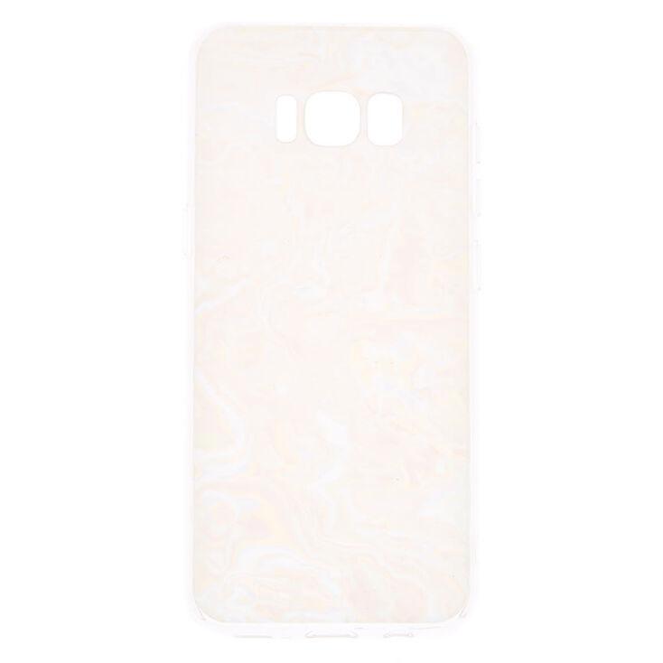 Iridescent Swirl Phone Case - Fits Samsung Galaxy S8,