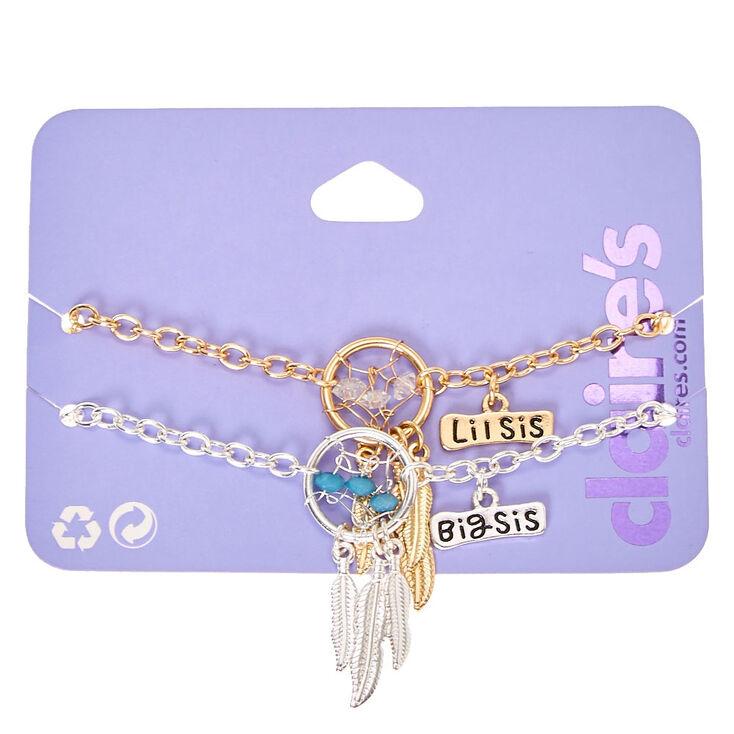 Best Friends Sister Dreamcatcher Bracelets,