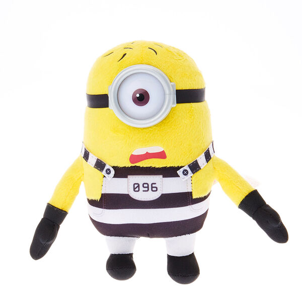 Claire's - despicable me 3 small break out minion lucky dip soft toy - 1