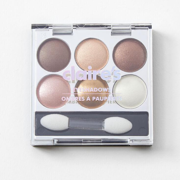 Mini Metallic Eyeshadow Palette,