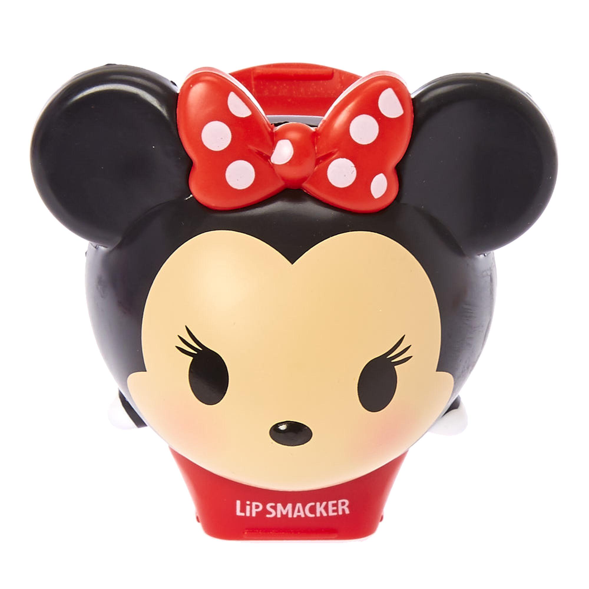 Tsum Tsum Minnie Mouse Stackable Lip Smacker Lip Balm | Claire\'s US