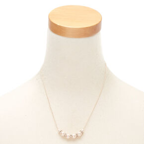 Rose Gold Pearl Classic Jewellery Set - 2 Pack,