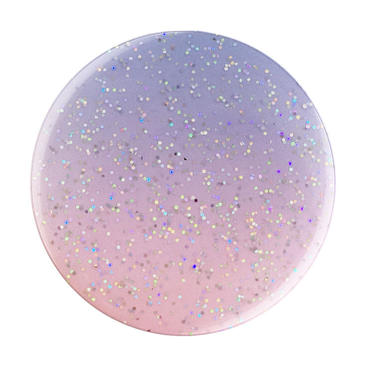 PopSockets Swappable PopGrip - Glitter Morning Haze,