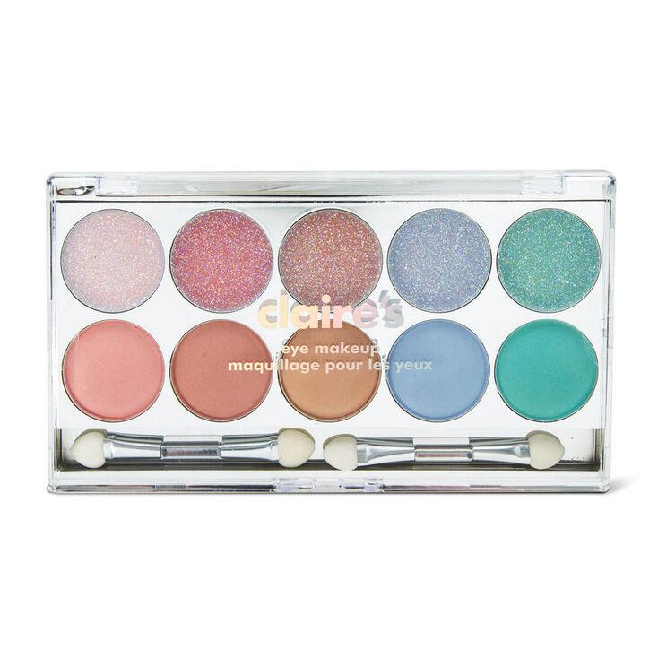 Pastel Eyeshadow & Eye Glitz Palette
