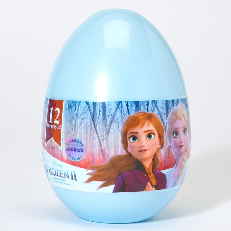 Pochette surprise œuf La Reine des Neiges2 ©Disney,