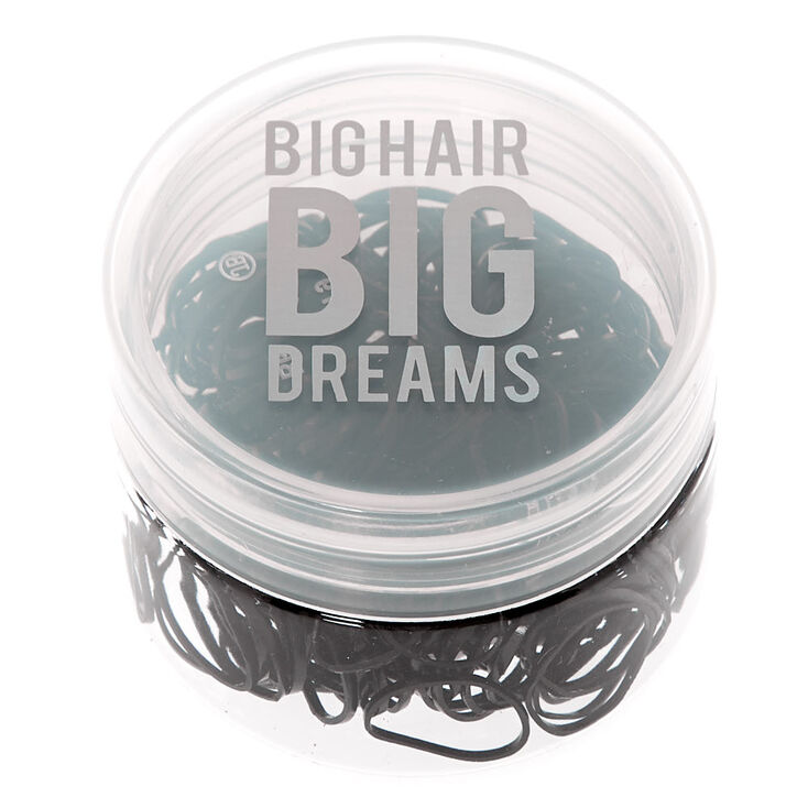 No More Snag Dreamy Hair Ties - Black,