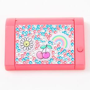 Get Happy Bling Mechanical Lip Gloss Set - Pink,