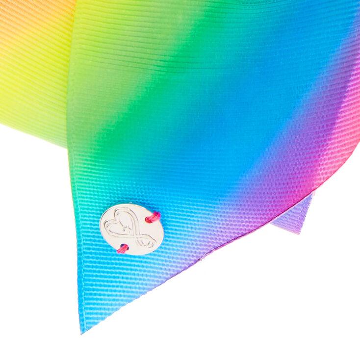 JoJo Siwa™ Large Rainbow Signature Hair Bow,